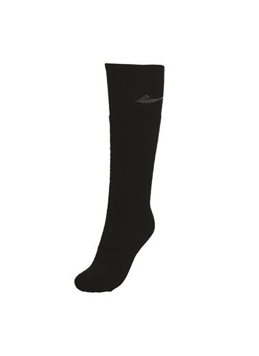 Tryon Tryon Uzun Havlu Çorap Siyah